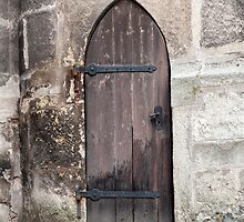 Gothic door. by FER737NG