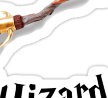 Harry Potter - Firebolt Sticker