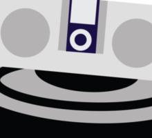 YO! YO! Dj Roomba! - Parks and Recreation  Sticker
