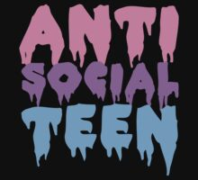 Anti Social Teen by Look Human