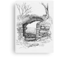 Dunboy Castle  Canvas Print
