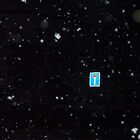 Sign in the snow by Harry Marston