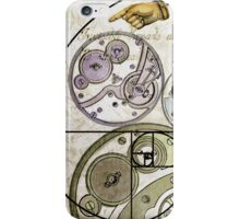 everything's connected iPhone Case/Skin