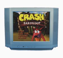 Crash Bandicoot Vintage by billycorgan84