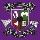 Sanderson Academy by FishCustardArt