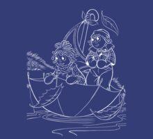 Raggedy Ann & Andy Go Sailing by redbot