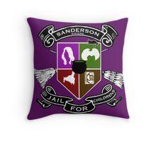 Sanderson Academy Throw Pillow