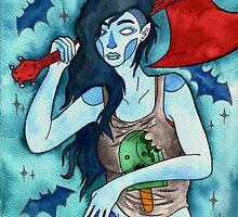 Marceline the Vampire Queen! by Jazmine Phillips