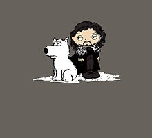 Stewie Griffin Jon Snow game of thrones iPhone by EdWoody