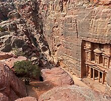 The Treasury7, Petra by bulljup