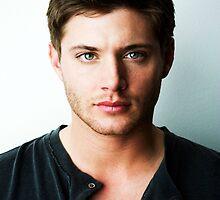 Jensen Ackles by BroHannahham