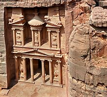 The Treasury11, Petra by bulljup