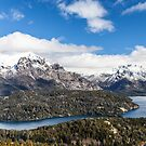 Patagonia - Mountains (Argentina) by Mathieu Longvert