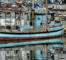 Aqua Marine by Sue Morgan