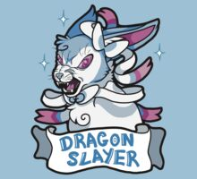 Sylveon - Dragon Slayer Shiny version by greentorsos