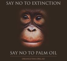 Say No to Extinction T-Shirt
