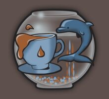 Tea and Dolphins by robotrobotROBOT
