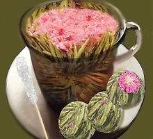 。◕‿◕。 ORGANIC FLOWERING TEA 。◕‿◕。  by ✿✿ Bonita ✿✿ ђєℓℓσ
