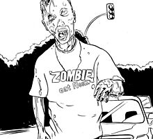 Zombie - Eat Flesh by MattKyme