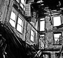 American Dresden by Paul Lubaczewski