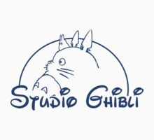 Studio Ghibli White - Disney Style by LanFan