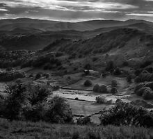 View from Hawthwaite by Alan E Taylor