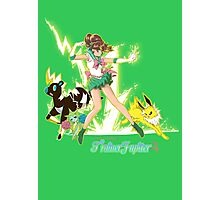 Pretty Guardian Trainer Jupiter Photographic Print