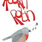 Rockin' Robin by Rebecca Wallace