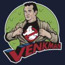 Venkman! by nikholmes