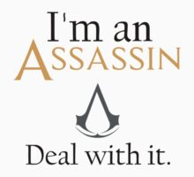 Deal with it: Assassin's Creed by Adam Dens