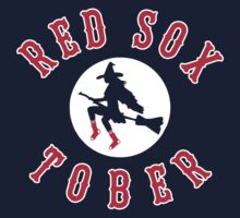 Red SoxTober by DCVisualArts