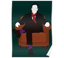 Sherlock Holmes - Elementary V.2 Poster