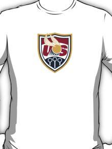 United States of America Quidditch Logo Medium T-Shirt