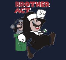 Brothers Act by GordonBDesigns