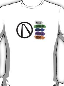 Borderlands - W G B P O T-Shirt
