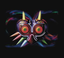 Majoras Magic Mask by MrP1ckles