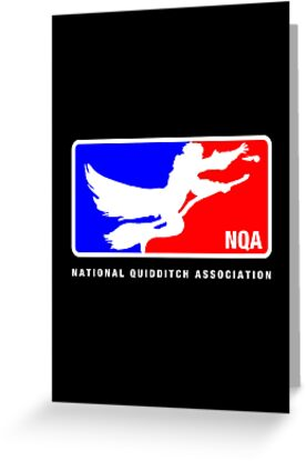 National Quidditch Association (NQA) by Royal Bros Art