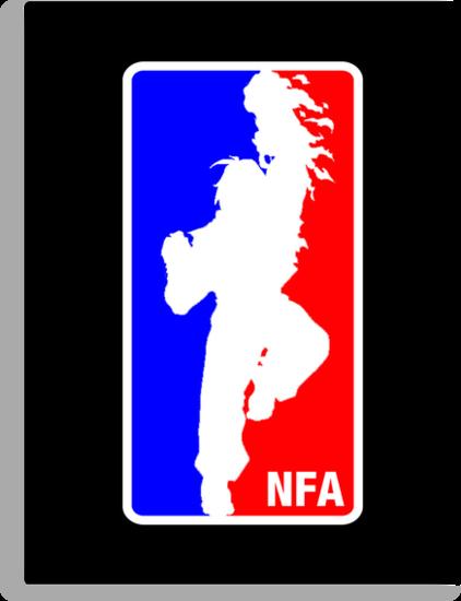 National Street Figher Association (NFA) by Royal Bros Art