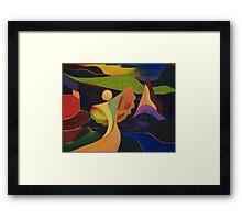Persephone Goddess of Spring Framed Print