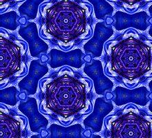 Blue Centaur - Zen Escape #1 - Landscape Prints by Robert R by RobertRDesign