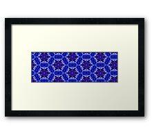 Blue Centaur - Zen Escape #1 - Landscape Prints by Robert R Framed Print