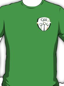 Ireland Quidditch Small T-Shirt