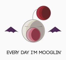 Everyday I'm Mooglin' by Maikii