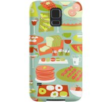 Big Breakfast Samsung Galaxy Case/Skin
