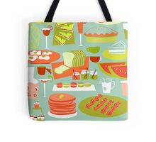 Big Breakfast Tote Bag