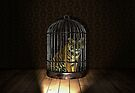 Caged Tiger by Yampimon