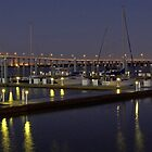 Harbor Nights by Robert Brown