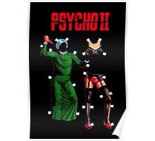 "Psycho II ""Paper Dolls"" Poster"