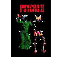 "Psycho II ""Paper Dolls"" Photographic Print"