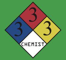 NFPA - CHEMIST by samohtbackwards